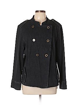 Coldwater Creek Denim Jacket Size PXL