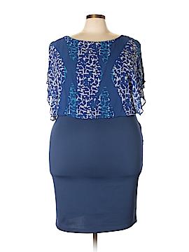 Sangria Casual Dress Size 20w (Plus)
