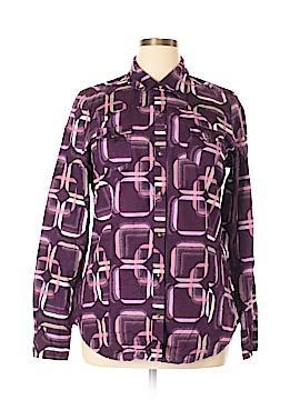Roper Long Sleeve Button-Down Shirt Size XL