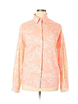 Totem Long Sleeve Button-Down Shirt Size XL
