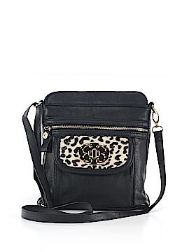 Emma Fox Leather Crossbody Bag One Size