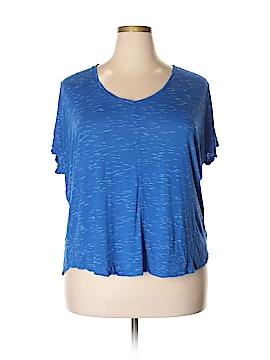 Como Vintage Short Sleeve T-Shirt Size 3X (Plus)
