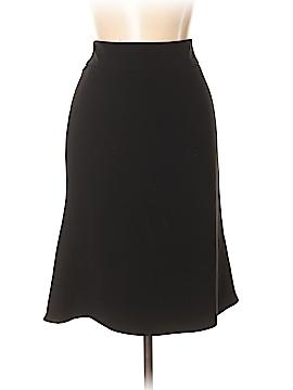 Armani Collezioni Silk Skirt Size 10