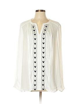Dalia Long Sleeve Blouse Size XL