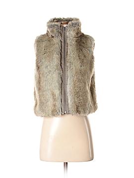 Elle Faux Fur Vest Size XS