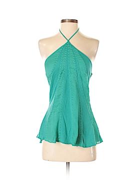 Catherine Malandrino Sleeveless Silk Top Size S