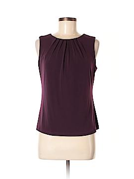 Calvin Klein Sleeveless Blouse Size M (Petite)