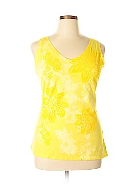 Hanes Sleeveless T-Shirt Size XL