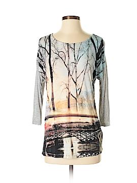 Tribal 3/4 Sleeve T-Shirt Size XS