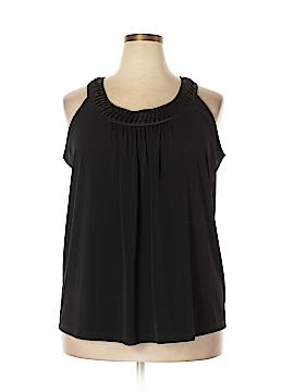 Rafaella Sleeveless Top Size 2X (Plus)