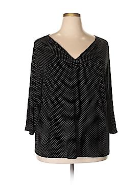 Covington 3/4 Sleeve Top Size 20 - 22W (Plus)
