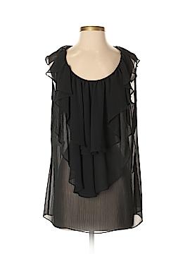 Magaschoni Sleeveless Blouse Size 2