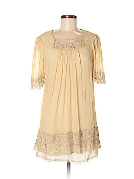 Katherine Short Sleeve Silk Top Size 4