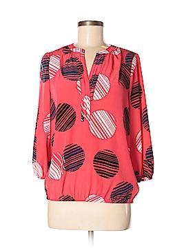 Dana Buchman 3/4 Sleeve Blouse Size S