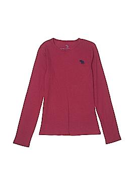 Abercrombie Long Sleeve T-Shirt Size 9