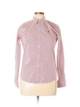 Ralph Lauren Sport Long Sleeve Button-Down Shirt Size L