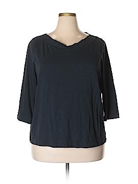 J.jill 3/4 Sleeve T-Shirt Size 2X (Plus)