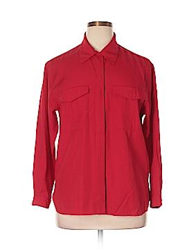 Fred David Long Sleeve Blouse Size 14