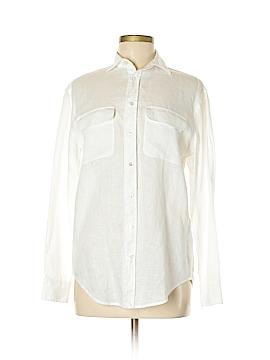 Ralph Lauren Black Label Long Sleeve Button-Down Shirt Size 8