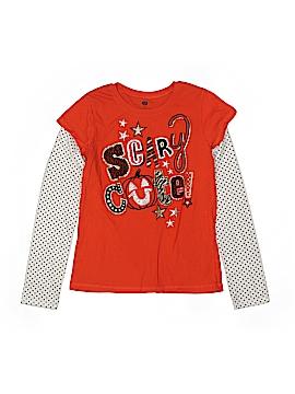 Pumpkin Long Sleeve T-Shirt Size 14 - 16