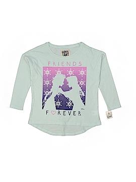 Love + Art Long Sleeve T-Shirt Size X-Small (Kids)