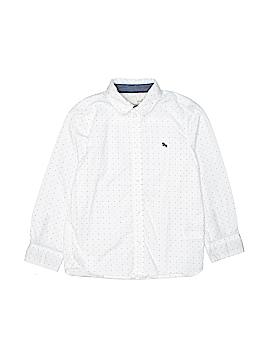 H&M L.O.G.G. Long Sleeve Button-Down Shirt Size 6 - 7