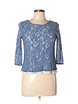 Annabella 3/4 Sleeve Blouse Size M