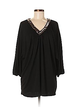 IMAN 3/4 Sleeve Top Size XL