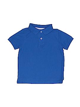 J. Khaki Short Sleeve Polo Size 2T