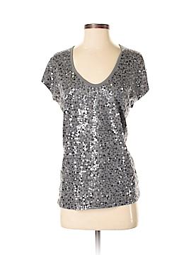 Garnet Hill Short Sleeve Top Size S