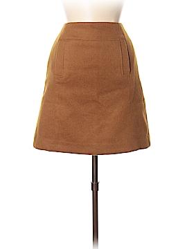Ann Taylor LOFT Wool Skirt Size 2 (Petite)