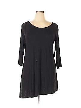 Joan Vass Casual Dress Size 0X (Plus)
