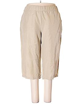 Coldwater Creek Linen Pants Size 3X (Plus)