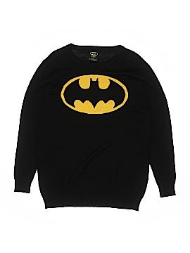Batman Pullover Sweater Size M (Kids)