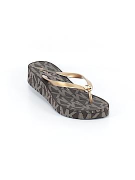 MICHAEL Michael Kors Flip Flops Size 10