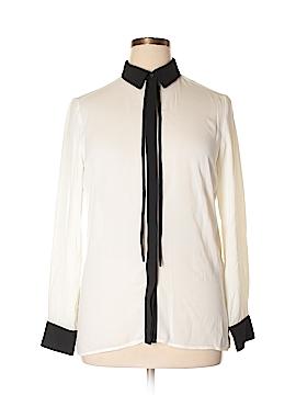 Joe Fresh Long Sleeve Blouse Size L
