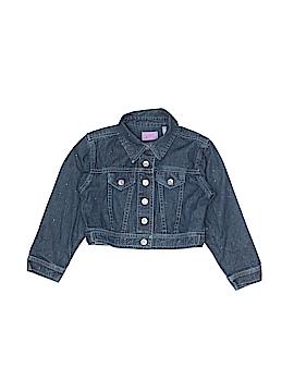 Angel Fish Denim Jacket Size M (Kids)