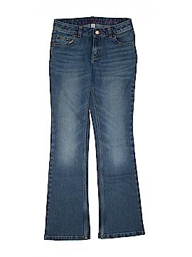 Red Lands Junior Design Jeans Size 12