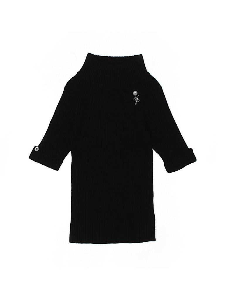 Jullian's Closet Girls Turtleneck Sweater Size 6X
