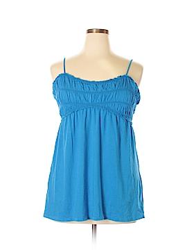 Arizona Jean Company Sleeveless Top Size 1X (Plus)