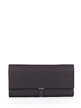 Jenni Kayne Leather Clutch One Size