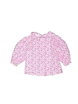 The Bailey Boys Short Sleeve Button-Down Shirt Size 6 mo