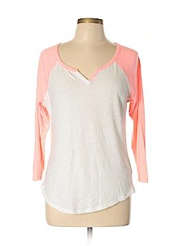 SO 3/4 Sleeve T-Shirt Size XL