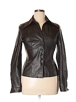 Vertigo Paris Faux Leather Jacket Size L