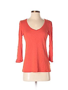Massimo Dutti 3/4 Sleeve T-Shirt Size S
