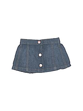 Cat & Jack Denim Skirt Size 0-3 mo