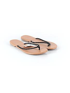 Charlotte Russe Flip Flops Size 8