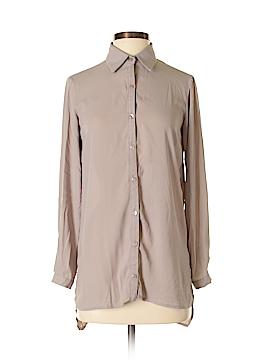 Soprano Long Sleeve Blouse Size XS