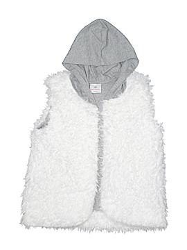 Hanna Andersson Faux Fur Vest Size 150 (CM)