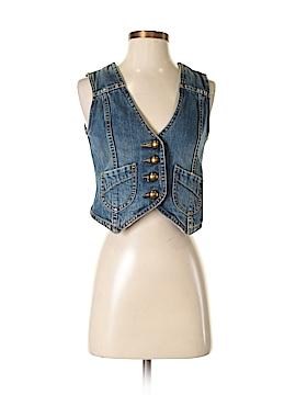 Old Navy Denim Vest Size XS